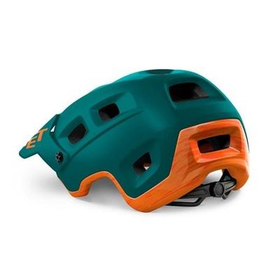 Helm MET Terra Nova Alpine grün/orange, Met