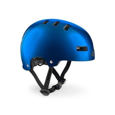 Helm MET Bluegrass superbold blue metallisch, Met