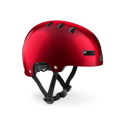 Helm MET Bluegrass superbold red metallisch, Met