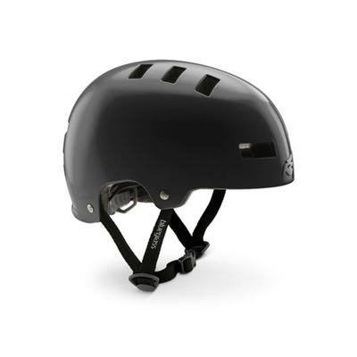 Helm MET Bluegrass superbold black, Met