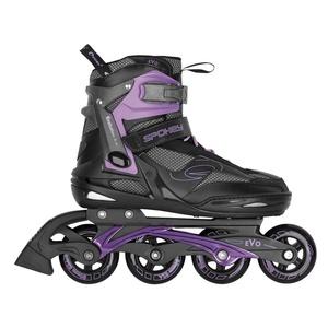 In-line Skates Spokey Evo dark violet