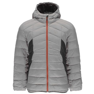 Jacke Spyder Men `s Getriebe HOODY Synthetic Down 415016-053, Spyder