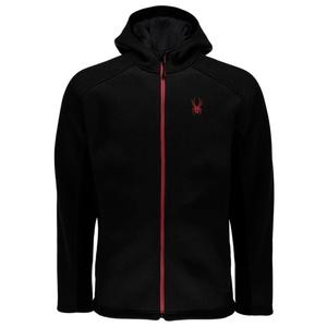 Sweater Spyder Men `s Foremost Full Zip Hvy WT Core 417025-001, Spyder