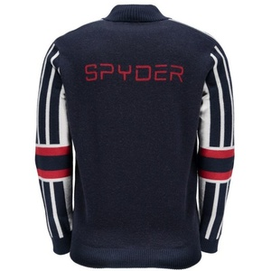 Sweater Spyder Men `s Rad Pad Vintage Half Zip 417112-402, Spyder