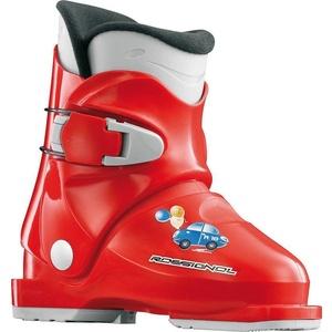 Ski Schuhe Rossignol R18 Red RB76010, Rossignol