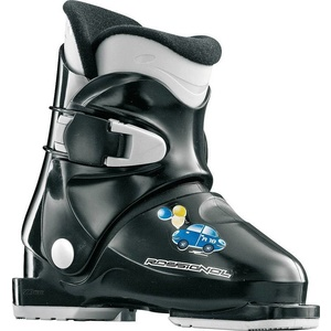 Ski Schuhe Rossignol R18 Black RB76020, Rossignol