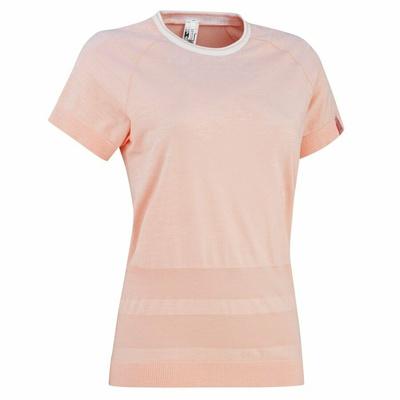 Damen Sport- T-Shirt Kari Traa Solveig 622384, pink