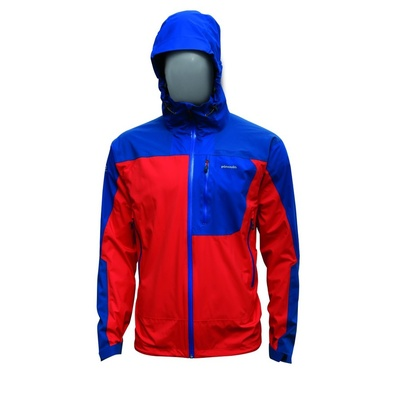 Jacke Pinguin Signal Jacket red