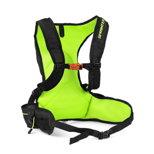 Rucksack Spokey SPRINTER 5l black/green, Spokey