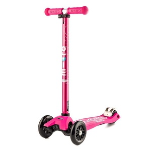 Scooter Maxi Micro Deluxe Shocking Pink, Micro