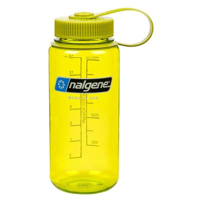 Flasche Nalgene Breiter Mund 500 ML rustikal orange, Nalgene
