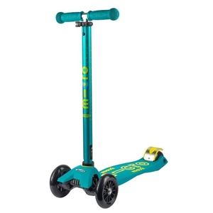 Scooter Maxi Micro Deluxe Petrol Green, Micro