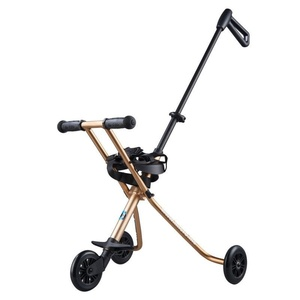 Kinder beförderung Micro Trike Deluxe Gold, Micro