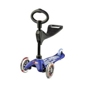 Scooter Mini Micro Deluxe 3v1 Blue, Micro