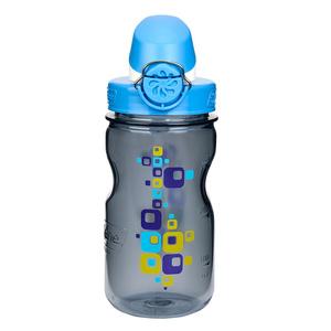 Flasche Nalgene Clear Kids OTF Gray quadrate 1263-0005, Nalgene