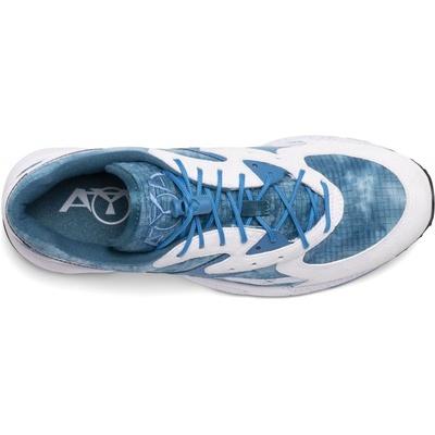 Herren Saucony Aya blau und weiß, Saucony