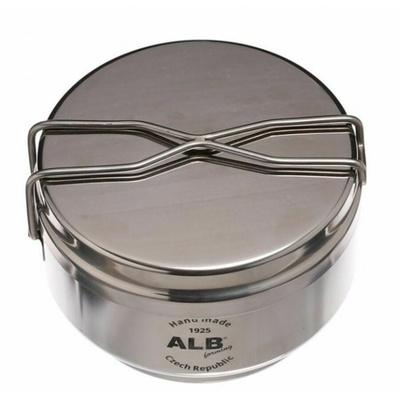 Eusk Alb Edelstahl 3-teilig, poliert 0613, ALB
