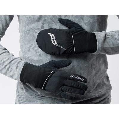 Handschuhe Saucony Multi-Mitt Black