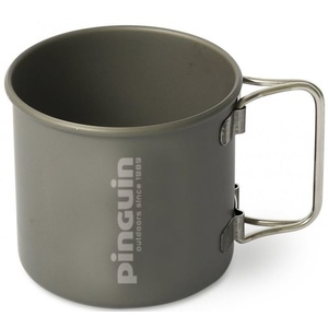 Tasse Pinguin Steel Mug 0,5l, Pinguin