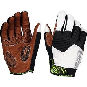 Herren Radsport Handschuhe NORDBLANC Verletzung NBWG6363_BLA, Nordblanc