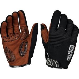 Herren Radsport Handschuhe NORDBLANC Verletzung NBWG6363_CRN, Nordblanc