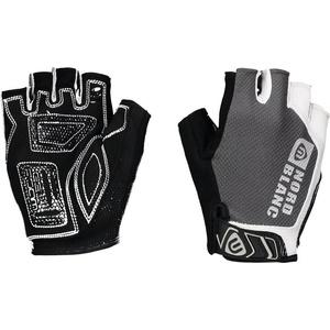 Herren Radsport Handschuhe NORDBLANC Leichthand NBSG6365_BLA, Nordblanc