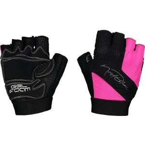 Damen Radsport Handschuhe NORDBLANC Speedster NBSG6366_RUZ, Nordblanc