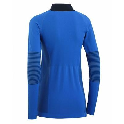 Damen Langarm-Sport-Shirt Kari Traa Takfie 622041, blau, Kari Traa