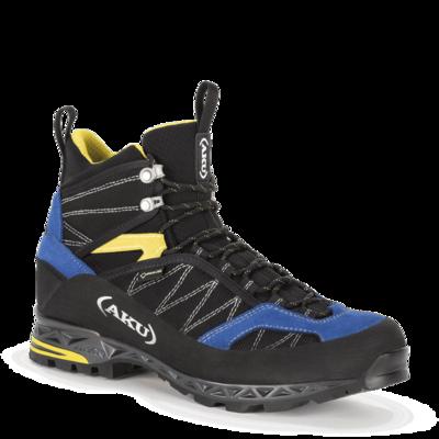 Herren Schuhe AKU Tengu Lite GTX schwarz, blau, yellow, AKU