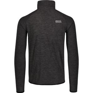 Herren leicht Fleece Sweatshirt NORDBLANC Loner NBSFM6626_GRM, Nordblanc