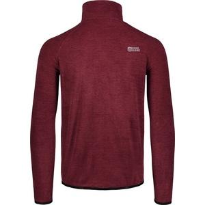 Herren leicht Fleece Sweatshirt NORDBLANC Loner NBSFM6626_ZPV, Nordblanc