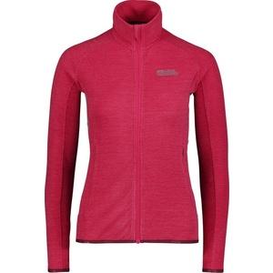Damen leicht Fleece Sweatshirt NORDBLANC Savory NBSFL6628_RUZ, Nordblanc