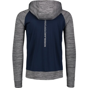 Herren powerfleecová Sweatshirt NORDBLANC Eintauchen NBSFM6655_SSM, Nordblanc