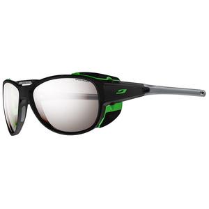Sonnen Brille Julbo EXPLORER 2.0 SP4 matt grau/grün, Julbo