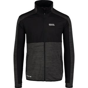 Herren powerfleecová Sweatshirt NORDBLANC Tony NBSFM6677_GRM, Nordblanc