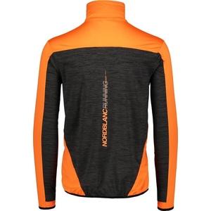 Herren powerfleecová Sweatshirt NORDBLANC Tony NBSFM6677_SOO, Nordblanc