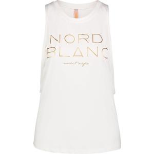 Damen Tank Top/Shirt  yoga NORDBLANC Wide NBSLF6694_BLA, Nordblanc