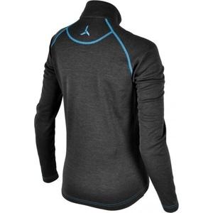 Damen Sweatshirt Silvini Cristallo WJ558 charchoal, Silvini