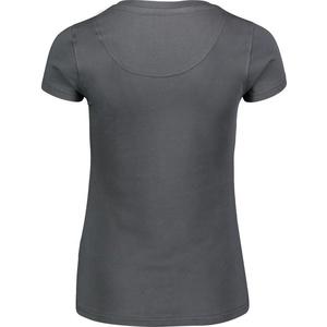 Damen baumwolle T-Shirt NORDBLANC Beschichtung NBSLT6739_SKR, Nordblanc
