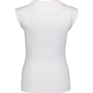 Damen elastische T-Shirt NORDBLANC Winged NBSLT6742_BLA, Nordblanc