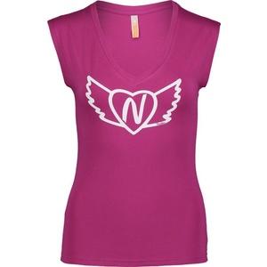 Damen elastische T-Shirt NORDBLANC Winged NBSLT6742_PRE, Nordblanc