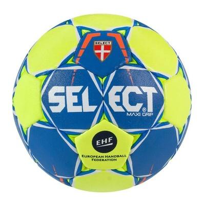 Handball kugel Select HB maxi griff blau und Gelb, Select