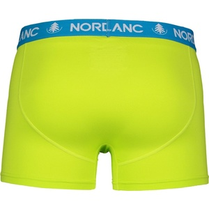 Herren baumwolle Boxershorts Nordblanc Depth green NBSPM6865_JSZ, Nordblanc
