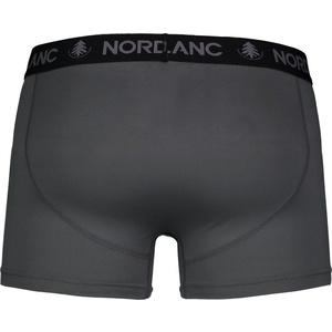 Herren baumwolle Boxershorts Nordblanc Depth grey NBSPM6865_TSD, Nordblanc