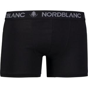 Herren baumwolle Boxershorts NORDBLANC Fiery NBSPM6866_CRN, Nordblanc