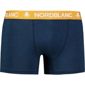 Herren baumwolle Boxershorts NORDBLANC Fiery NBSPM6866_ZEM, Nordblanc
