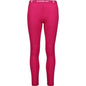 Damen Thermo Hose Nordblanc Rapport dark  Pink NBWFL6874_RUV, Nordblanc