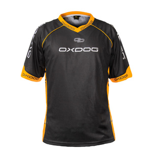 Trikot OXDOG RACE SHIRT schwarz/orange, Oxdog