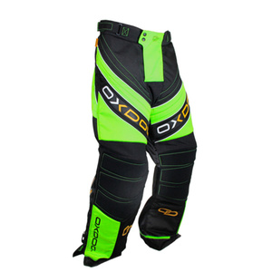 Torwart Hose OXDOG GATE GOALIE PANTS black/green, Oxdog
