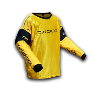 Torwart Dress OXDOG BLOCKER GOALIE SHIRT orange / schwarz, Exel